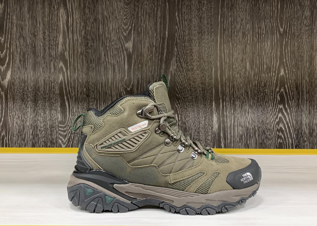 Ботинки зимние The North Face M HEDGEHOG HIKE II MID WP - фото 1
