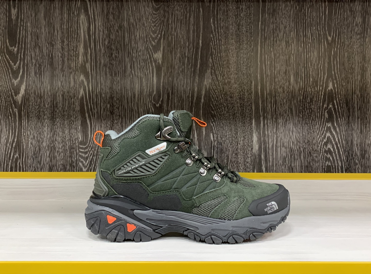 Ботинки зимние The North Face M HEDGEHOG HIKE II MID WP