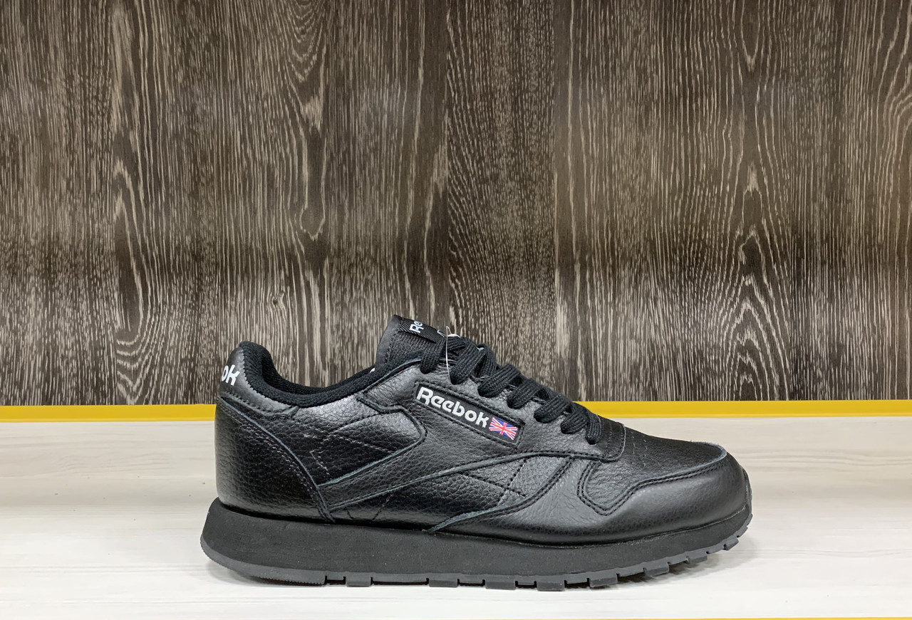 Кроссовки Reebok Classic Leather - фото 2