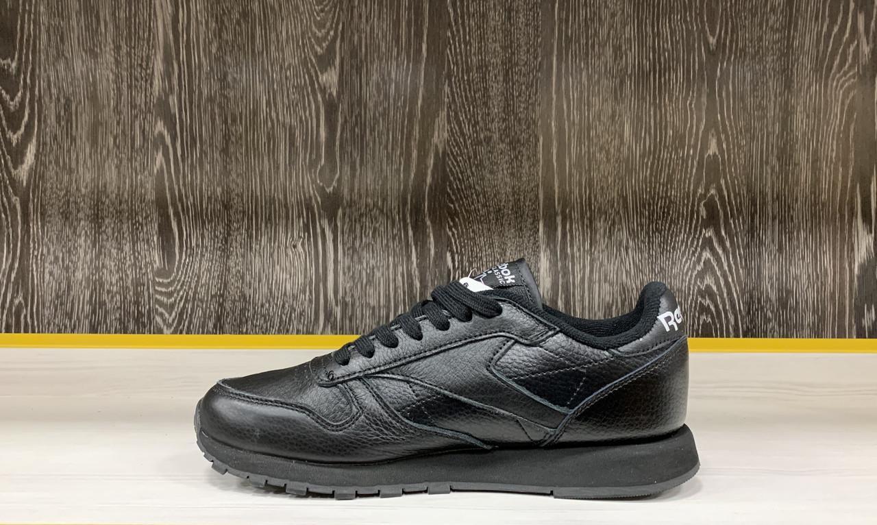 Кроссовки Reebok Classic Leather - фото 4