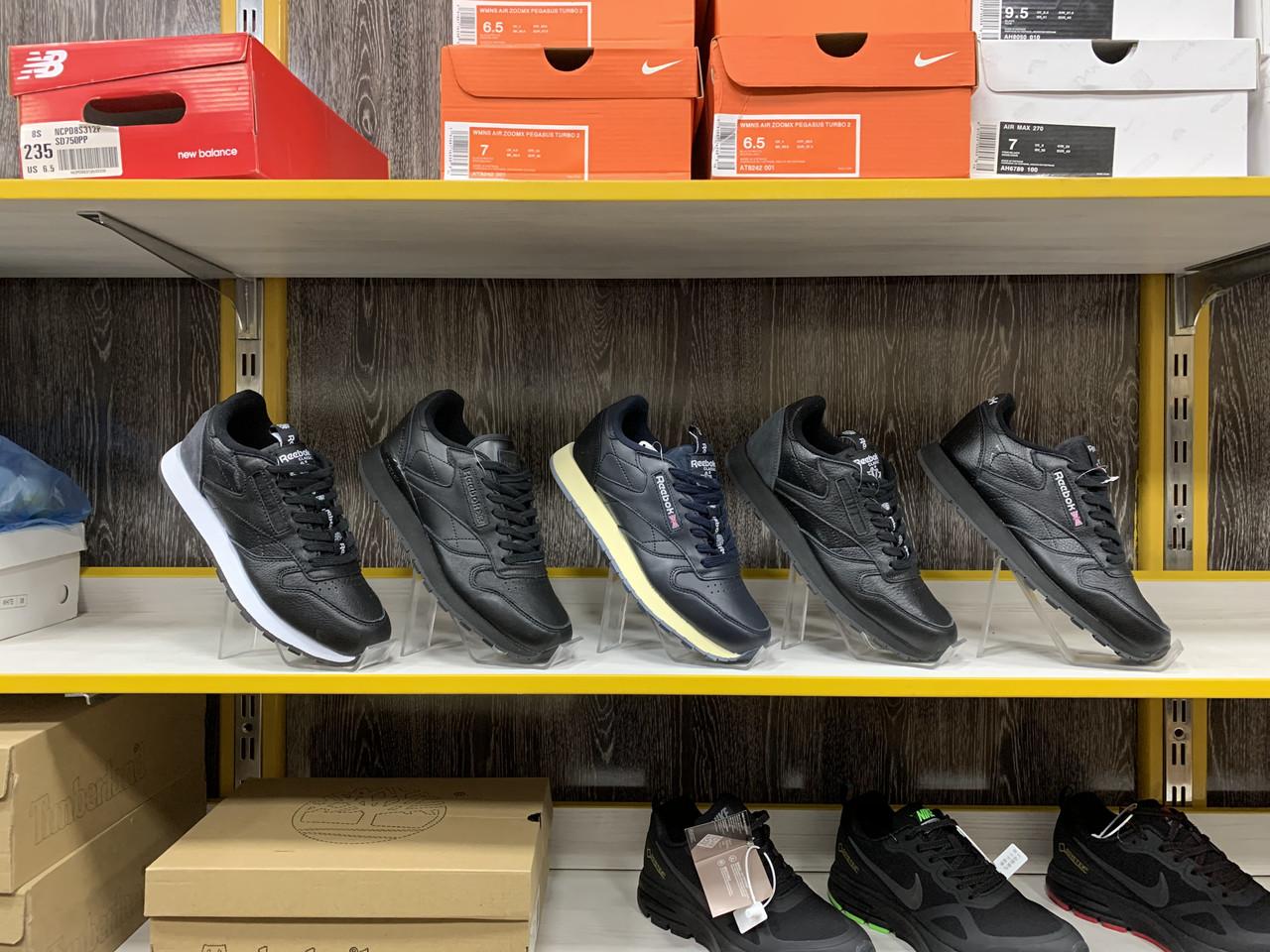 Кроссовки Reebok Classic Leather - фото 7
