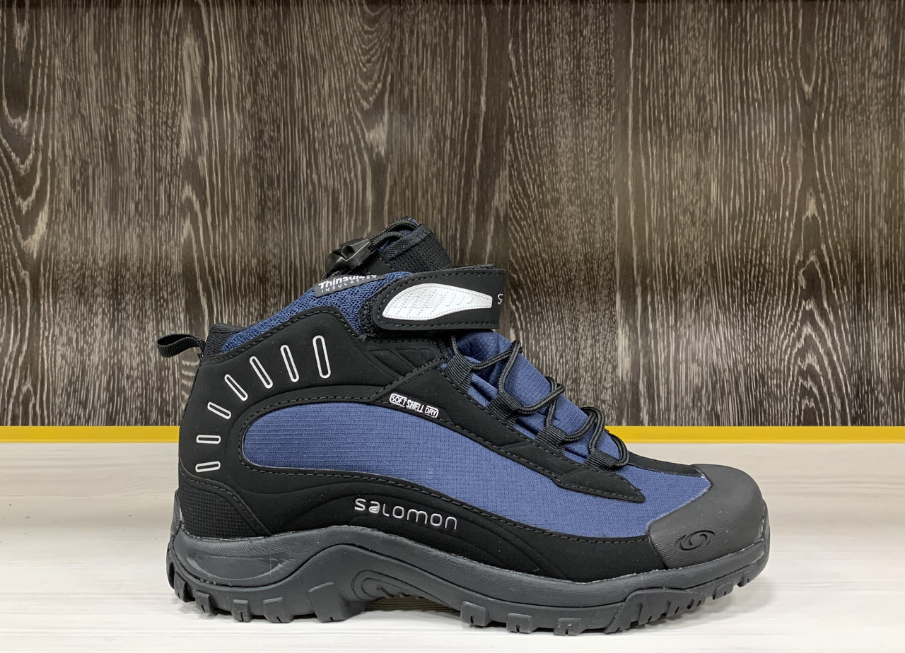 Ботинки Зимние Salomon SHELTER CS WP (Gore-Tex)