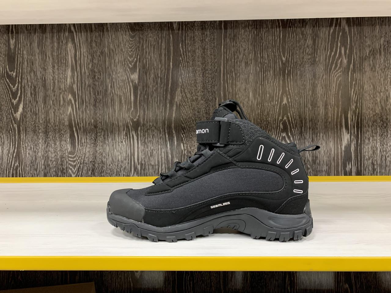 Ботинки Зимние Salomon SHELTER CS WP (Gore-Tex) - фото 2