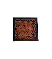 """Скатерть-коврик для церемоний Peruvian Natural Products Шипибо """"Дух Айи"""" 74х63см"""
