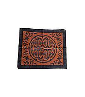 """Скатерть-коврик для церемоний Peruvian Natural Products Шипибо """"Цветок вселенной"""" 73х71см"""
