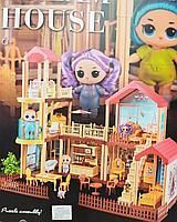 Кукольный дом Dream House арт. LL-057