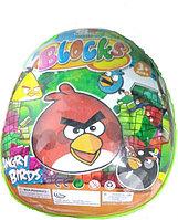 Детский конструктор из кубиков Angry Birds модель NO. 1342