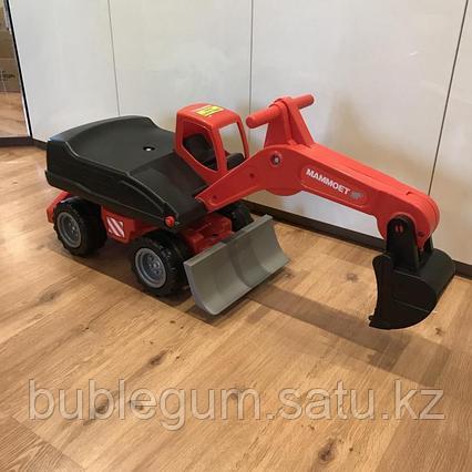 Мега-экскаватор колёсный