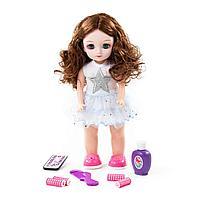 """Кукла """"Алиса"""" (37 см) музыкальная"""