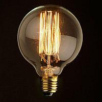Винтажная лампа Эдисона 40W