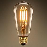 Винтажная лампа Эдисона LED 8W