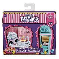 Littlest Pet Shop Набор Груминг-салон для петов