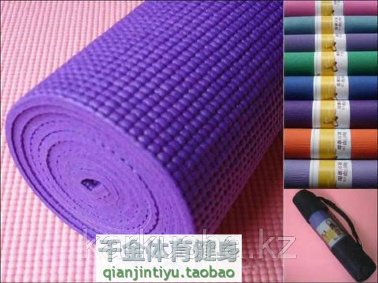 Йогамат(коврик для йоги), каремат - фото 3