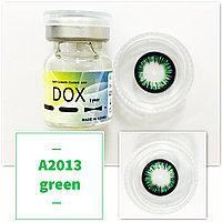 Контактные линзы A2013 Green -2.00
