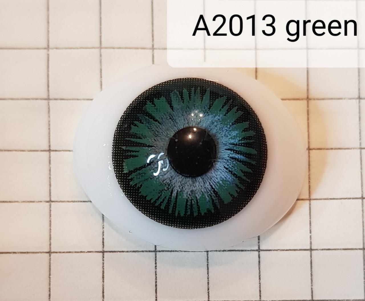 Контактные линзы A2013 Green -5.00 - фото 5