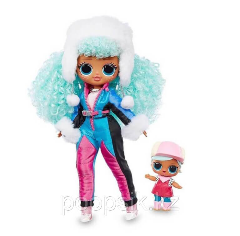 Лол Омг Айс Герл Винтер Чилл 2 куклы Lol Omg Icy Gurl Winter Chill - фото 2