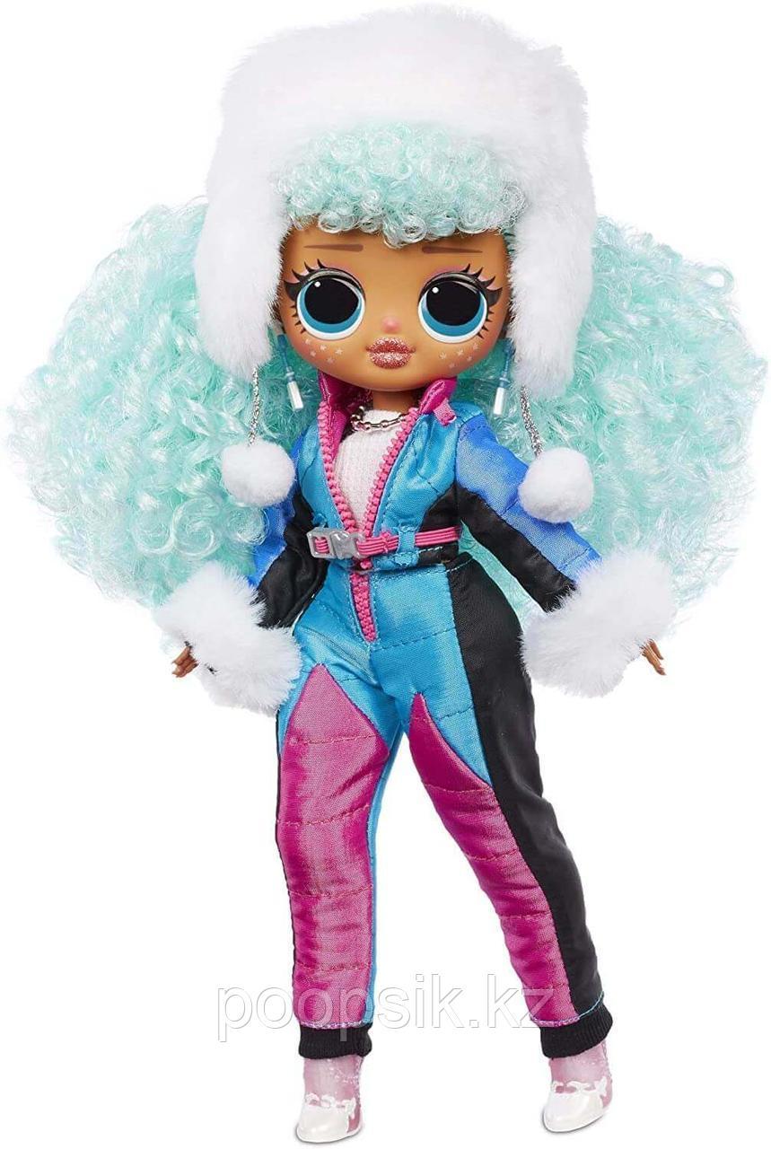 Лол Омг Айс Герл Винтер Чилл 2 куклы Lol Omg Icy Gurl Winter Chill - фото 3