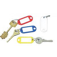 Брелок для ключей EPENE, 2*6 см, пластик, цвет ассорти