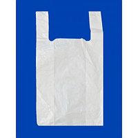 Пакеты упаковочные майка большие белые (45*70), 30 шт/уп