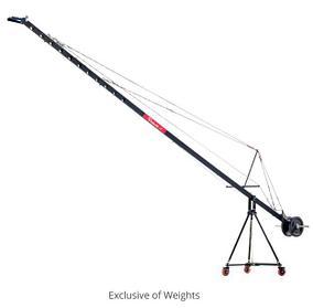 Комплект телескопического  7.3 метрового крана  от PROAIM