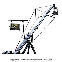 6 метровый консольный операторский   кран для путешествий FRASER   от PROAIM со штативом DOLLY, фото 3