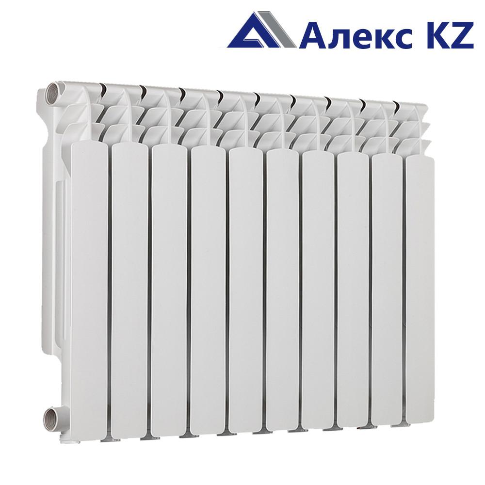 Радиатор алюминиевый Алюрад 500/100 (10 секций)