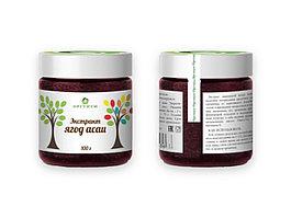 Экстракт  ягод АСАИ, порошок 50 гр, Оргтикум, для восстановления жиненных сил