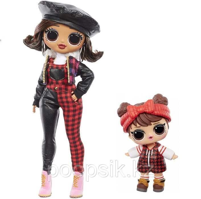 Лол Омг Кэмп Кьюти Винтер Чилл 2 куклы Lol Omg Camp Cutie Winter Chill - фото 2