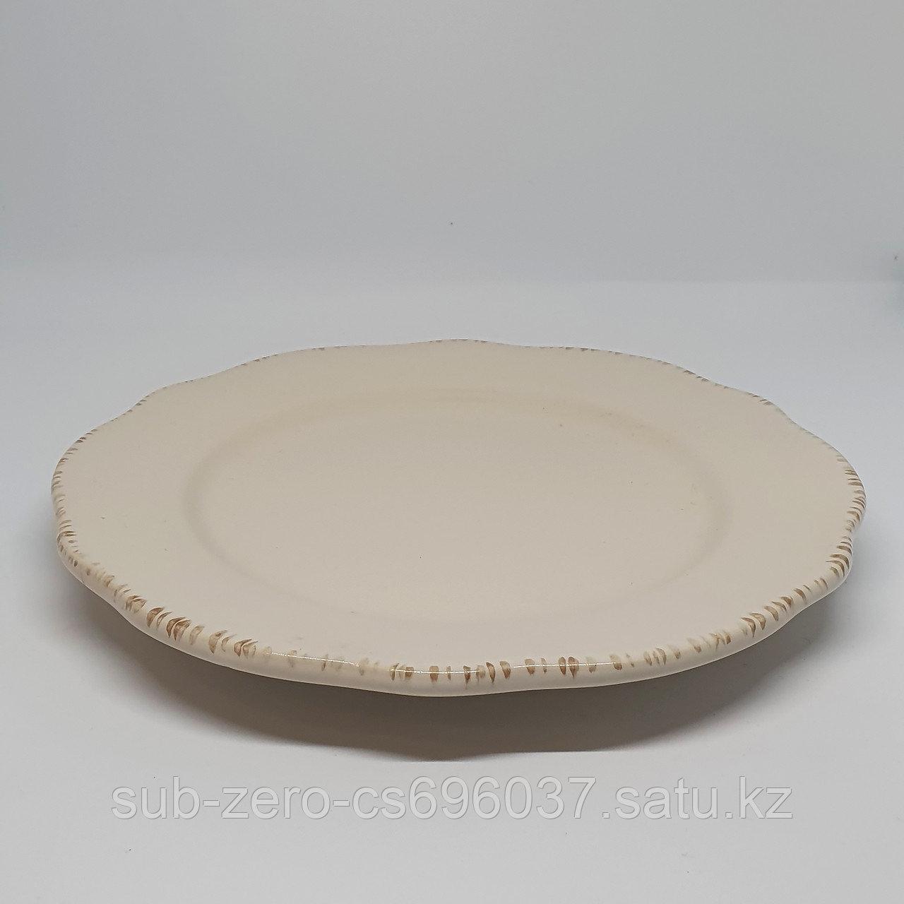 Тарелка из набора «Молочный» 27см