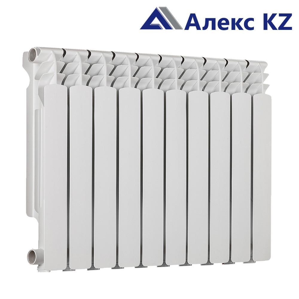 Радиатор  биметаллический  Алюрад  500/100