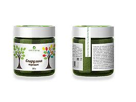 Спирулина  порошок, 50 гр, Оргтикум, волшебная водоросль для красоты и похудения
