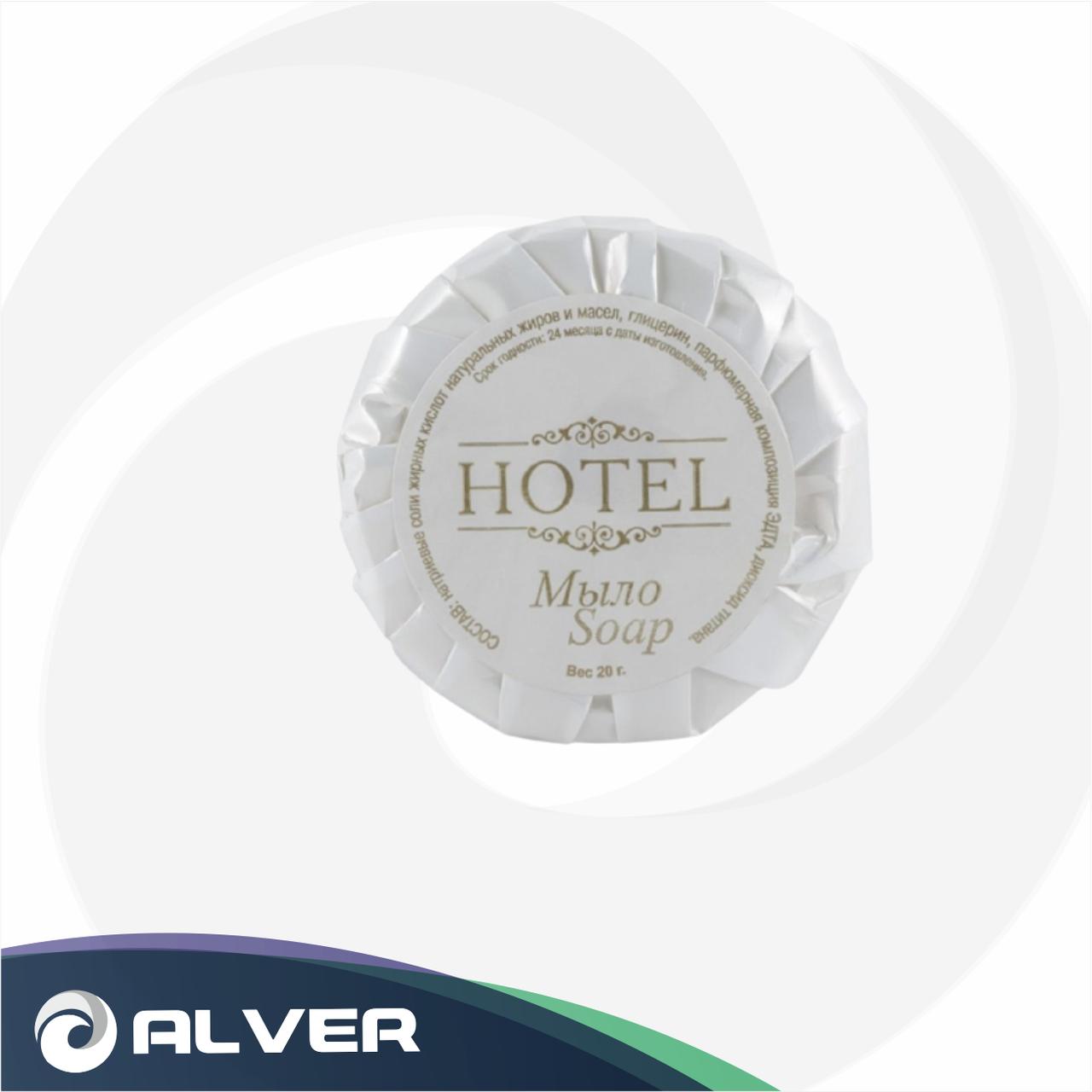 Мыло гостиничное 20 гр