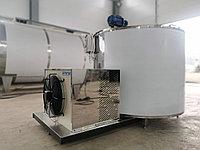 Открытый охладитель молока 200 литров ОМВТ