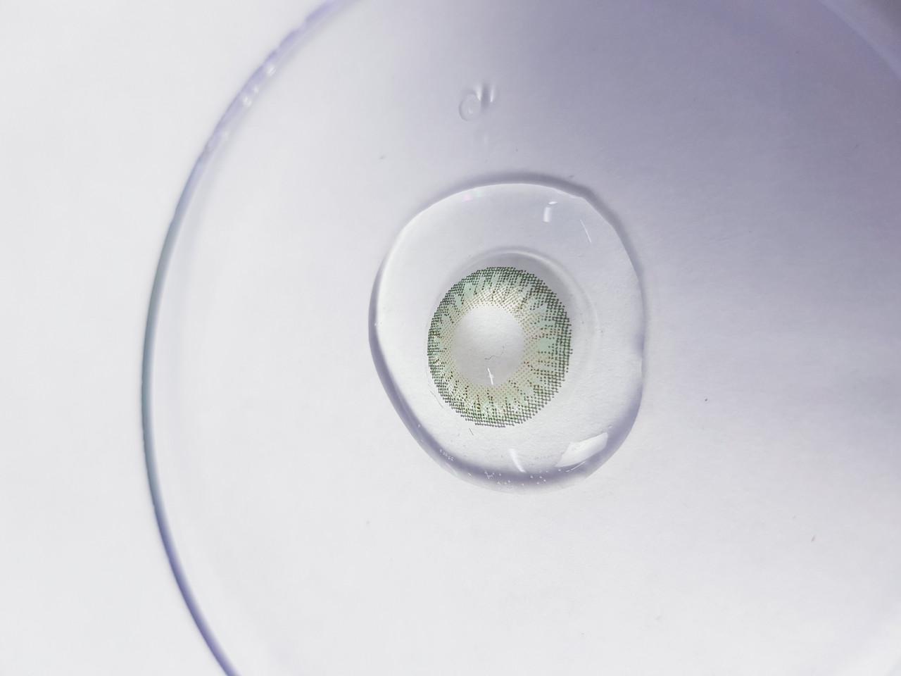 Контактные линзы DOX K3005-A Green -2.00 - фото 2