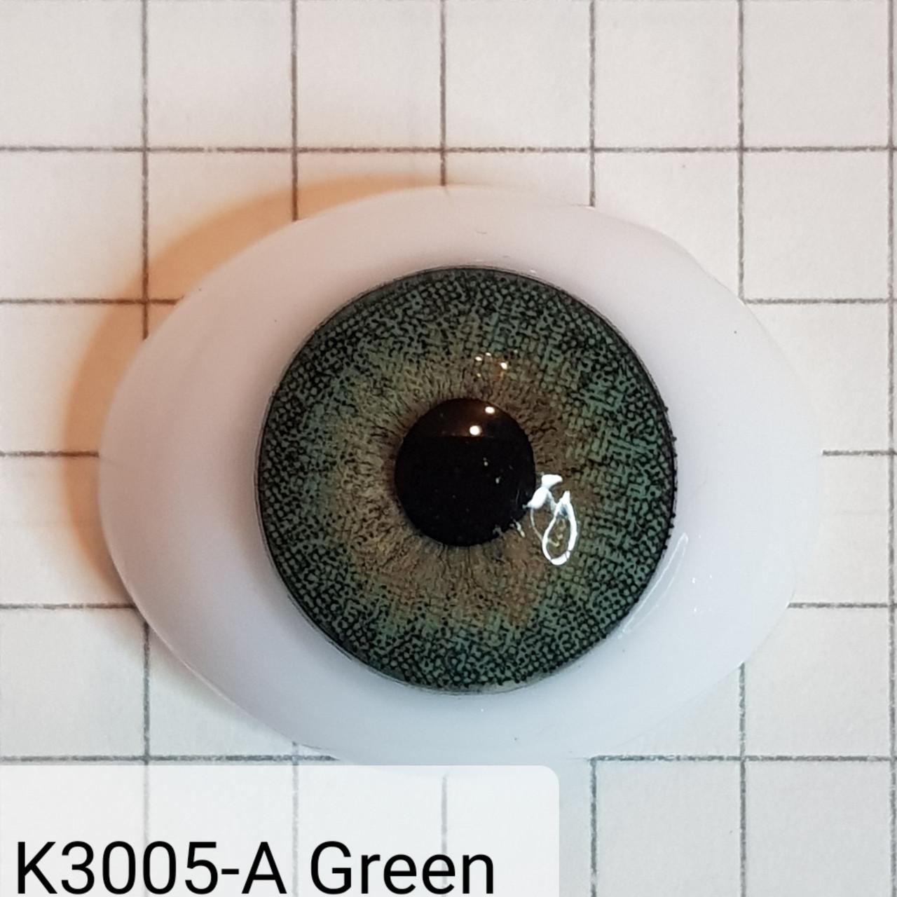 Контактные линзы DOX K3005-A Green -4.50 - фото 6