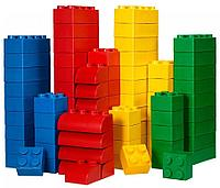 Lego Education: Мягкие кирпичи LEGO SOFT базовый набор