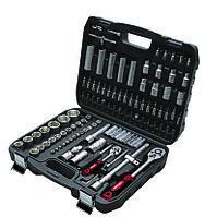 "P-41082-5 PATRON Набор инструментов 108 предметов 1/4"",1/2"" (6гр.)(4-32мм) PATRON P-41082-5"