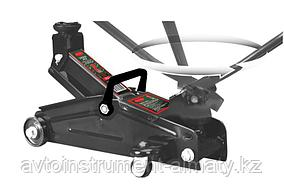 RF-TH22005CB ROCKFORCE Домкрат подкатной гидравлический 2т с вращающейся ручкой (h min 140мм, h max 340мм)