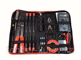 F-5055E Forsage Набор инструмента диэлектрического 37 предметов, в сумке Forsage F-5055E
