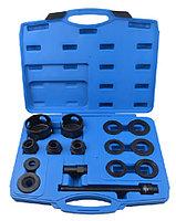 RF-920T3 ROCKFORCE Набор инструментов для замены ступичных подшипников 15 предметов (внешние диаметры: 62, 64,
