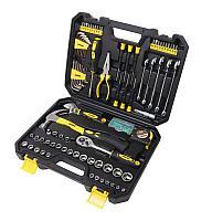 """30128 WMC tools Набор инструментов 128пр. 1/4'',3/8"""" WMC TOOLS 30128"""