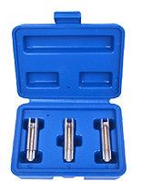 RF-305133 ROCKFORCE Набор головок удлиненных для свечей накаливания под ключ 10мм (8, 9, 10мм) 3 предмета, в