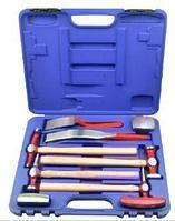 RF-50719 ROCKFORCE Набор инструментов рихтовочных для кузовных работ 9 предметов, в кейсе ROCKFORCE RF-50719