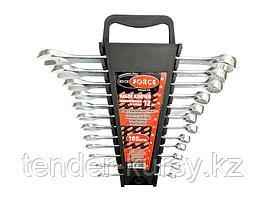 RF-5121MP ROCKFORCE Набор ключей комбинированных 12 предметов в пластиковом держателе