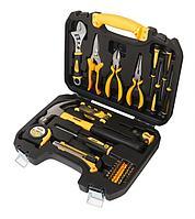 1054 WMC tools Набор инструментов 54 предмета(шарнирно-губцевый, ударный, отвертки, биты) WMC TOOLS 1054