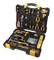 """20144 WMC tools Набор инструментов 144 предмета 1/4""""(6гр.)(5-13мм) WMC TOOLS 20144"""