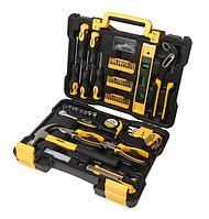 """2073 WMC tools Набор инструментов 73 предмета 1/4""""(6гр.)(5-13мм) WMC TOOLS 2073"""