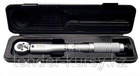 "FK-6474470 Forcekraft Ключ динамометрический щелчкового типа 28-210Нм, 1/2"",в пластиковом футляре FORCEKRAFT"