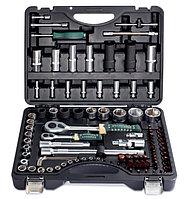 """RF-4941-5 PREMIUM ROCKFORCE Набор инструментов 94+6 предметов 1/4"""",1/2""""(6гр.)+(головка-бита1/4"""":T40;биты"""