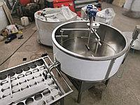 Сыроизготовитель пастеризатор сыроварня ВДПС 800 литров
